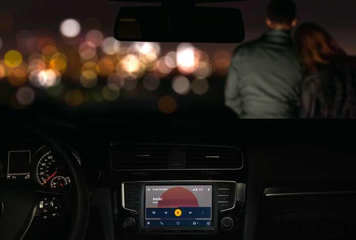 Google in Auto