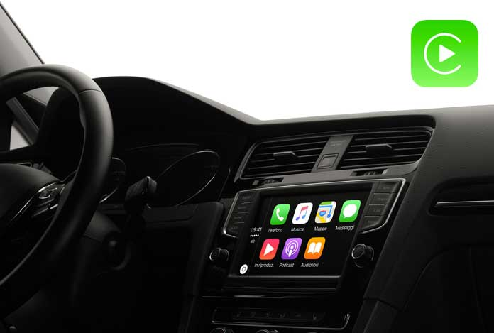 Come funziona CarPlay